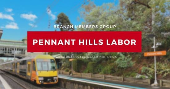 Pennant Hils Branch Facebook Group